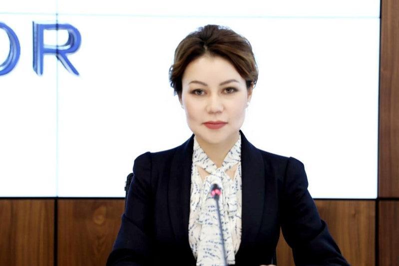 Директором департамента партнерства Агентства РК по противодействию коррупции стала Перизат Садуакас