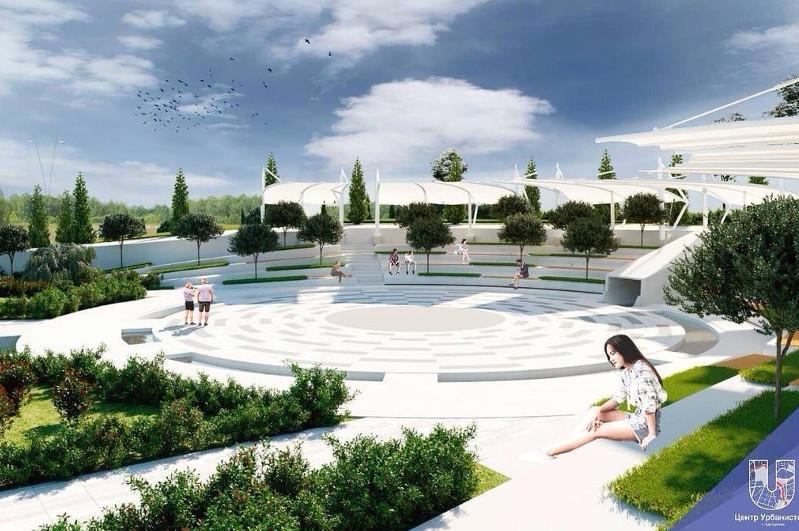 Новый амфитеатр откроется в этом году в столице