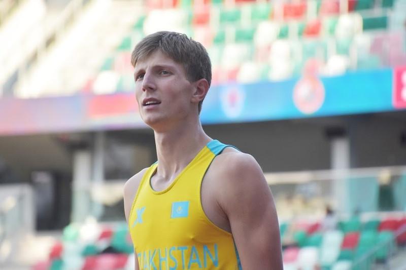 Установлен рекорд РК в легкой атлетике