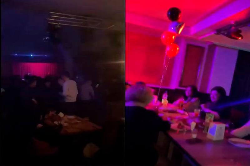 Более 100 посетителей выявили в двух ночных клубах в Нур-Султане