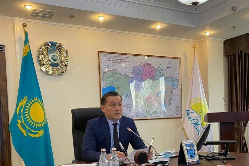 Kazakhstan takes part in Turkic world's first online forum on meteorology