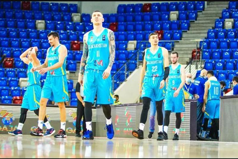 国际篮联亚洲杯预选赛:哈萨克斯坦男篮大胜斯里兰卡