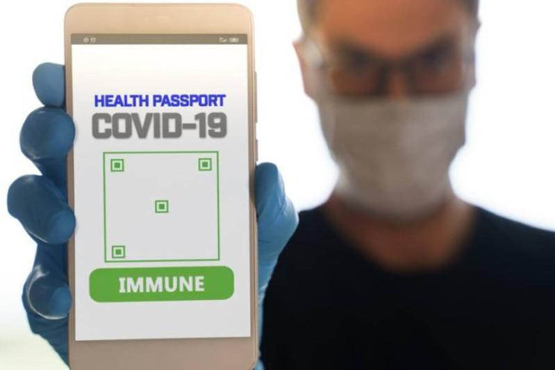 Коронавирус: Исроилда «яшил паспорт» берила бошлади