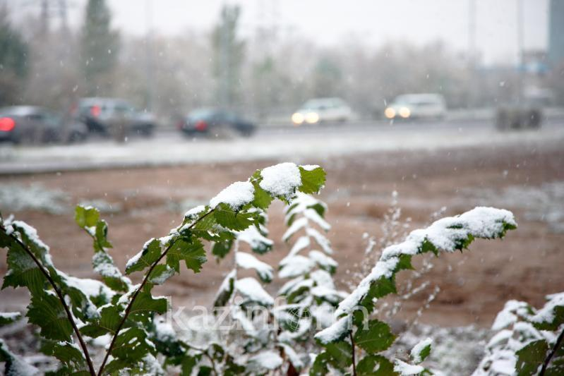 Cold snap to hit southern parts of Kazakhstan