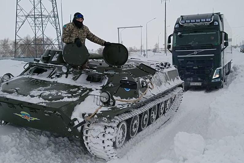 Вооруженные Силы отработают вопросы участия в ликвидации последствий ЧС