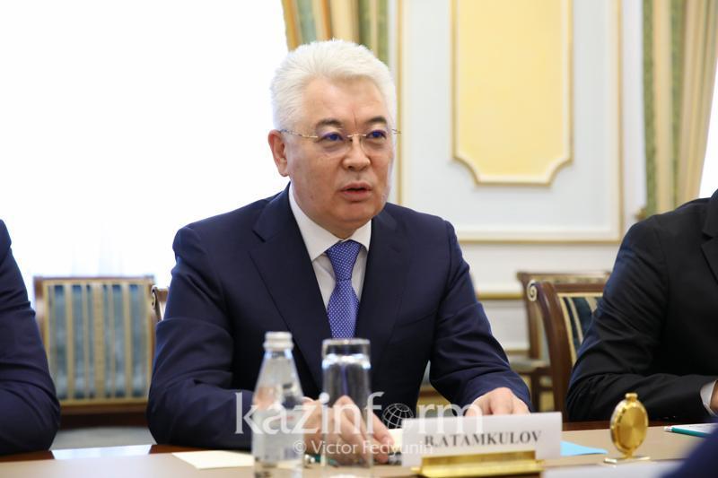 О дополнительных мерах по развитию жилищного строительства рассказал Бейбут Атамкулов