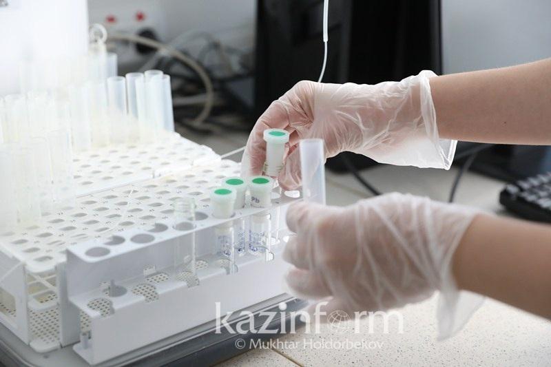Два миллиона исследований на коронавирус провели в лабораториях Национального центра экспертизы