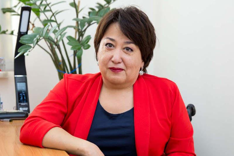 Қоғамда үкіметтік емес ұйымдардың рөлі зор - Ләззат Қалтаева