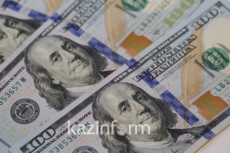 Қор биржасында доллар арзандап, теңге нығайды