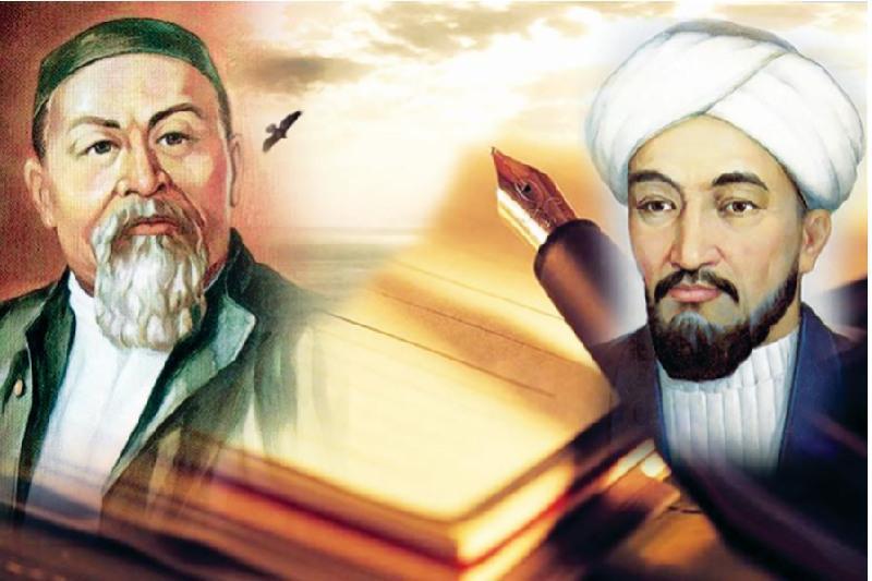 阿拜、阿尔-法拉比和江布尔诞辰纪念活动在安卡拉举行