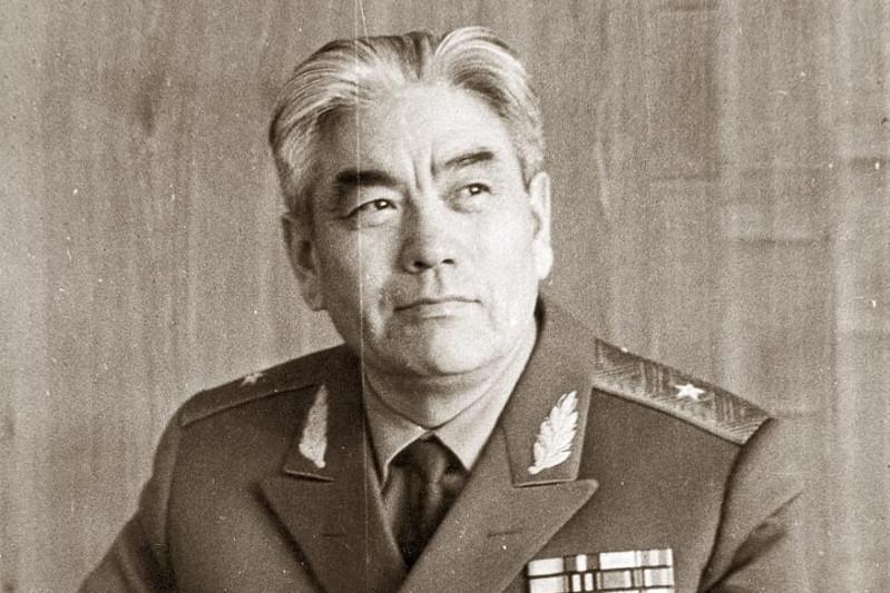 Өмір жолын Отанға қызмет етуге арнаған генерал