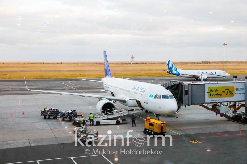 四名自国外飞抵哈萨克斯坦的乘客被诊断出感染冠状病毒