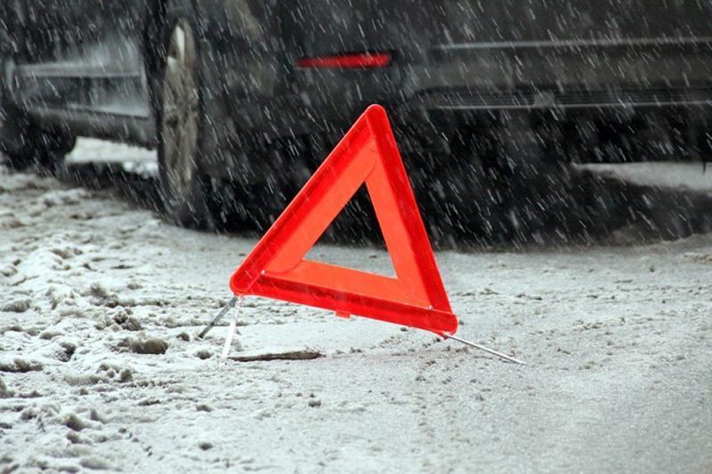 Алматы облысында көлік апатынан 2 адам мерт болды