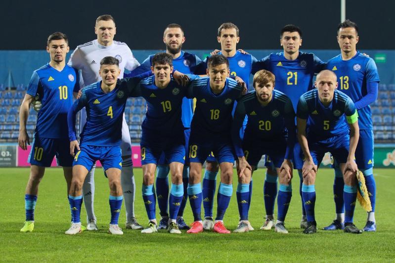 Стал известен соперник сборной Казахстана по футболу перед матчем с Францией