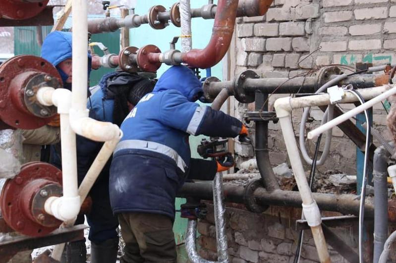 Взрыв в Петропавловске: начались восстановительные работы в пострадавшем доме