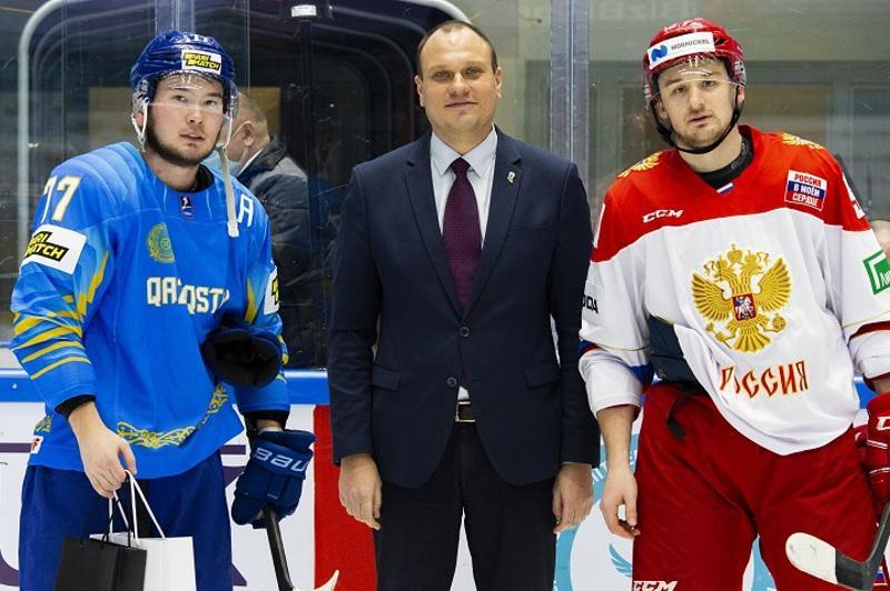Турнир «Qazaqstan Hockey Open» планируют сделать традиционным