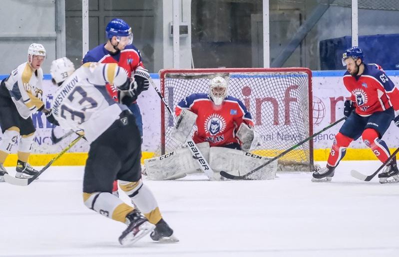 Стал известен шестой участник плей-офф чемпионата Казахстана по хоккею