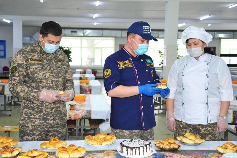 Кконкурсу «Полевая кухня» готовятся военнослужащие ВКО