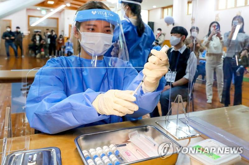 S Korea: New virus cases in 300s for 2nd day; high reproduction rate, variants still concerning