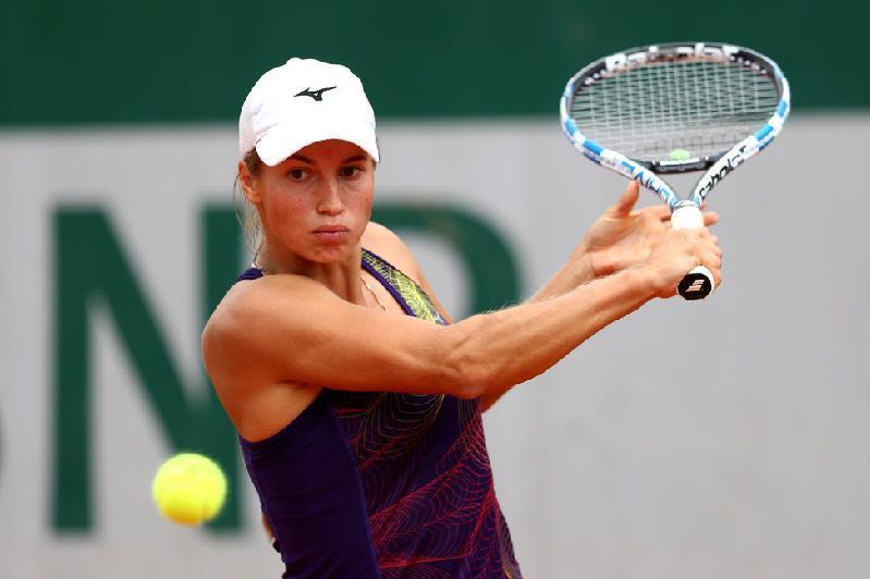 Юлия Путинцева вышла во второй круг турнира в Аделаиде