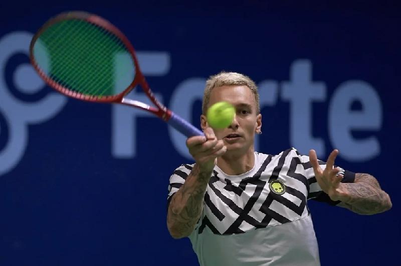 努尔苏丹ATP挑战赛:哈萨克斯坦选手成功晋级男双8强