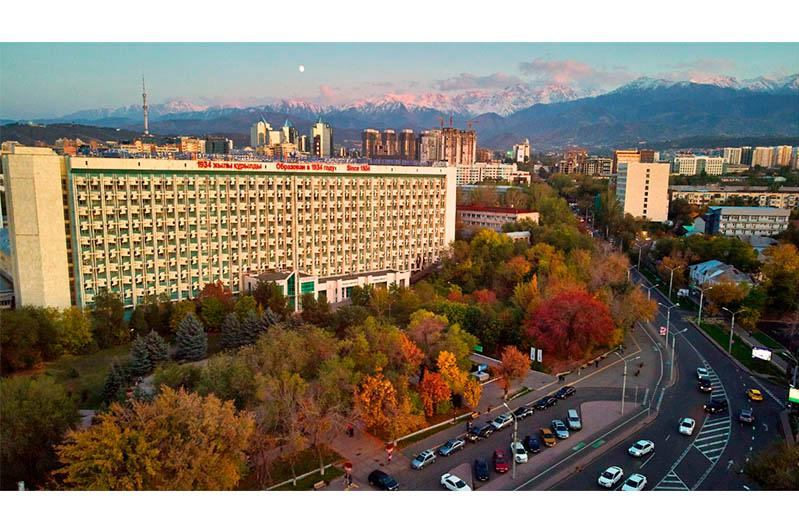 Во время пандемии лучшие возможности для обучения создал Satbayev University