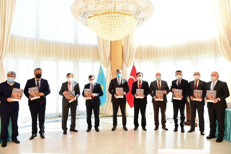 В Турции чествовали великих личностей Великой степи