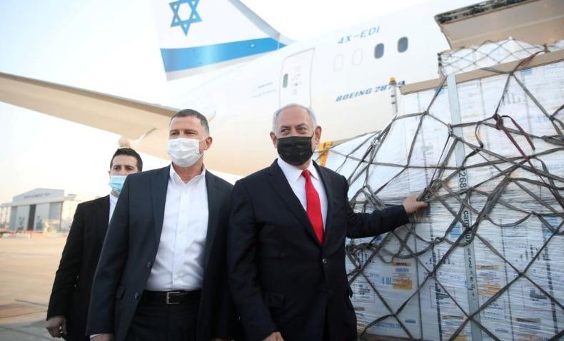 以色列宣布将向巴勒斯坦等国捐赠新冠疫苗