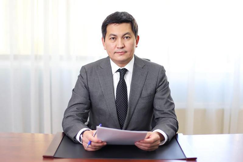 Chief of Office of Kazakh Justice Ministry appointed