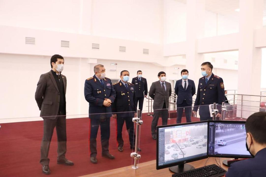 内务部长:数字技术显著提高哈萨克斯坦警察的效率