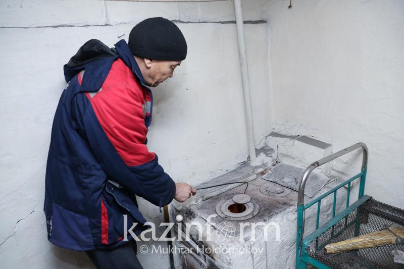 Следить за состоянием печей в частных домах призвали астанчан
