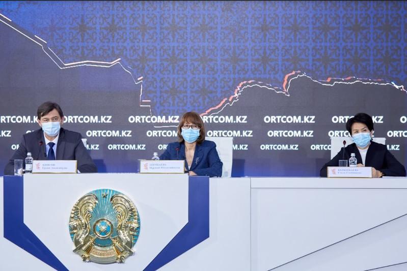 Какой вакциной привьются члены Правительства и депутаты - ответ Ерлана Киясова