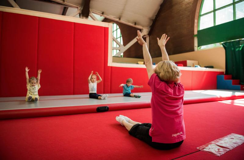 Елордадағы Тәуелсіздік сарайында гимнастика орталығы ашылады
