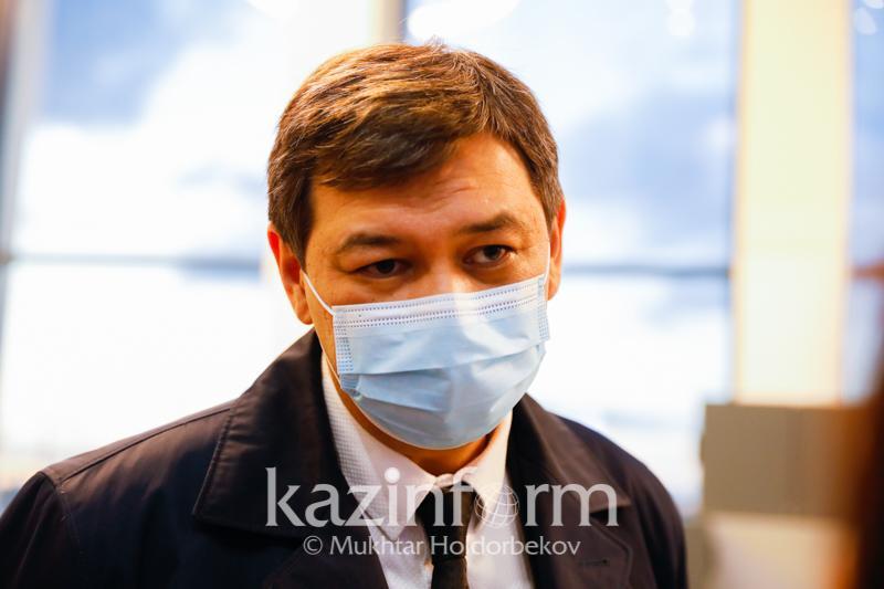 Условия для снятия карантинных мер по стране назвал Ерлан Киясов