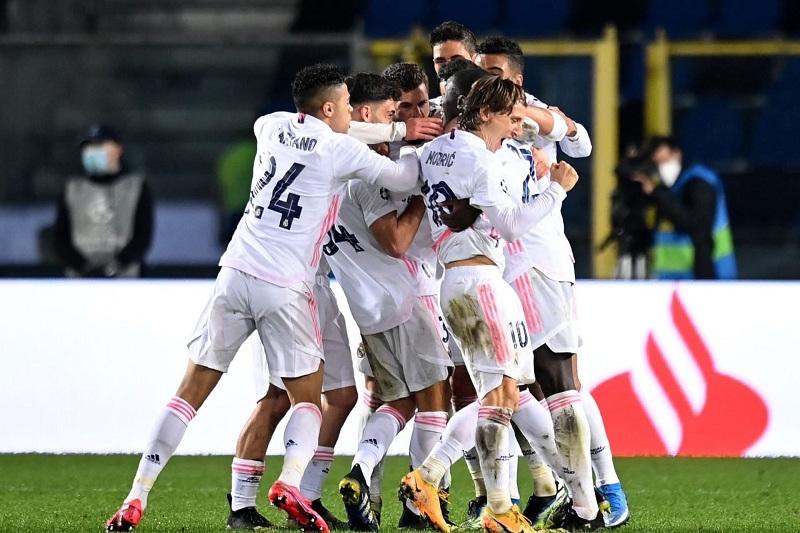 Чемпиондар лигасы: «Реал Мадрид» сырт алаңда қарсыласын жеңіп кетті