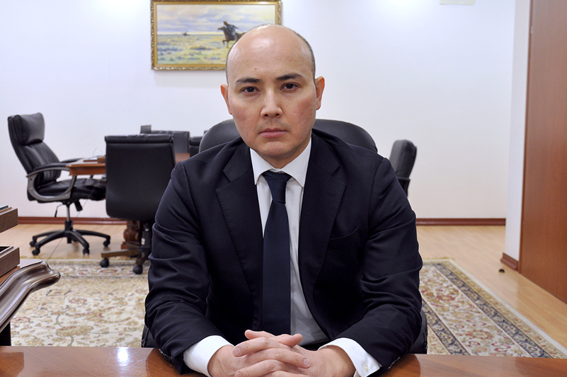 Әлібек Қуантыров ҚР Ұлттық экономика вице-министрі болды