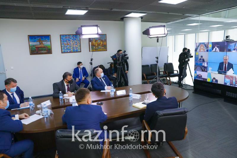 Азаматтардың тұрмыс сапасын жақсарту мемлекеттік саясаттың негізгі бағыты - Президент