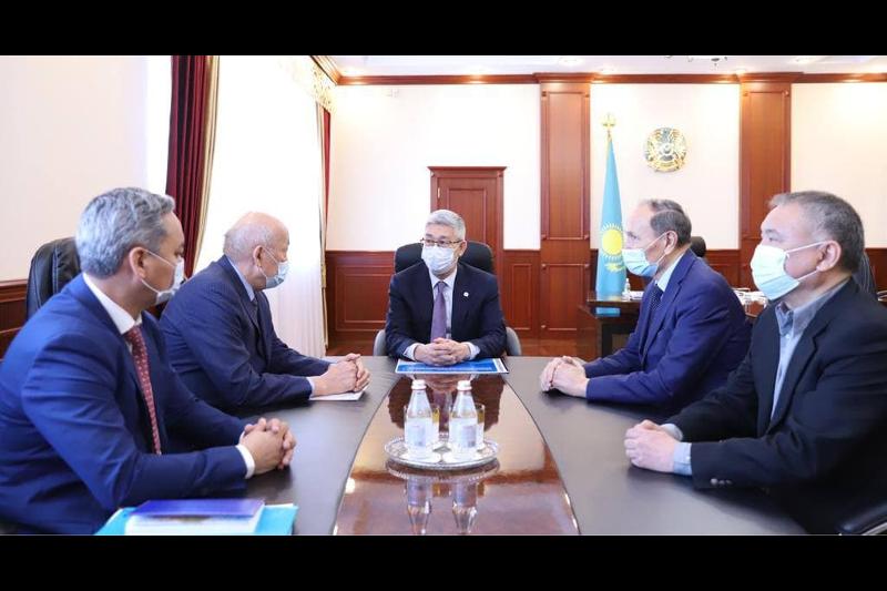 哈萨克斯坦发现新油田