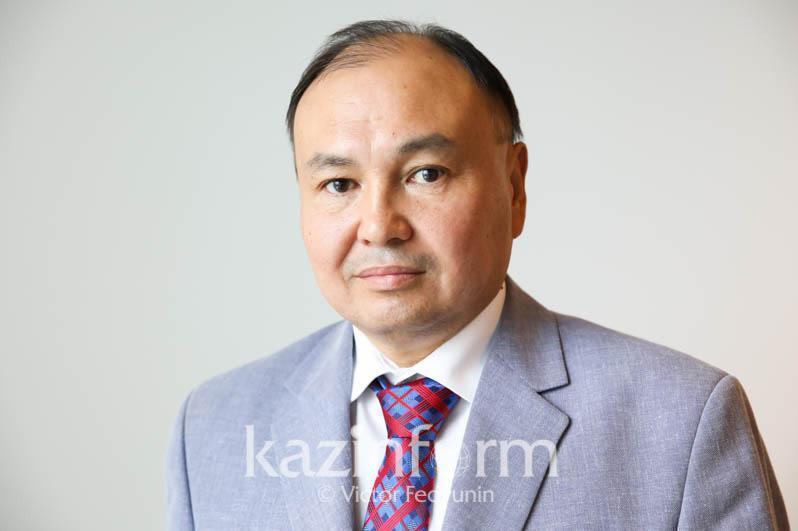 НСОД стал главной площадкой политических и экономических реформ - Ерлан Саиров