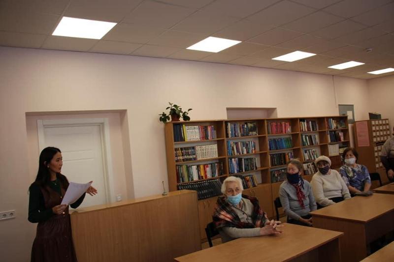 Жамбыл Жабаев - 175: Киевте поэзия оқулары өтті