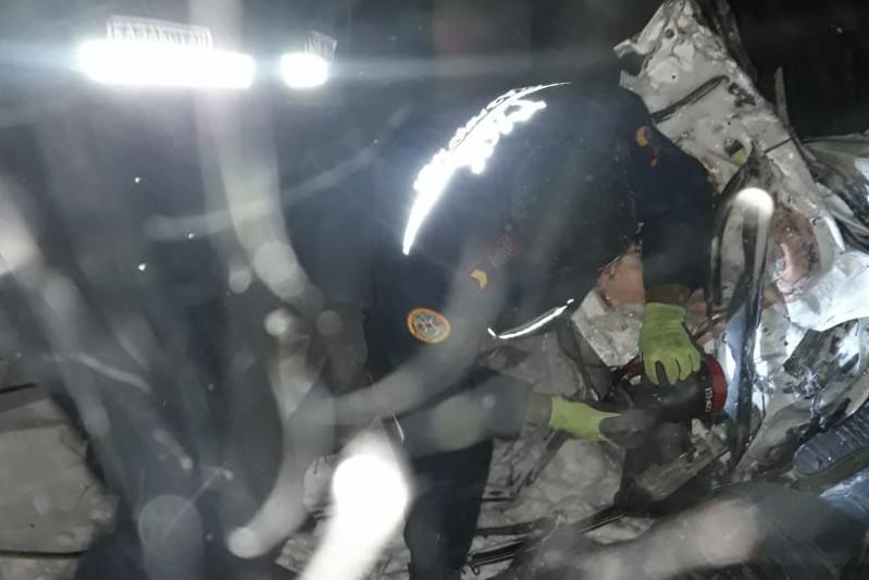 В ДТП на трассе Атырау-Уральск погибли четыре человека, шестеро в больнице