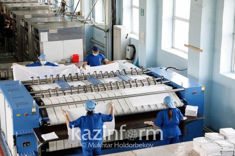 工业领域构成了哈萨克斯坦经济的四分之一