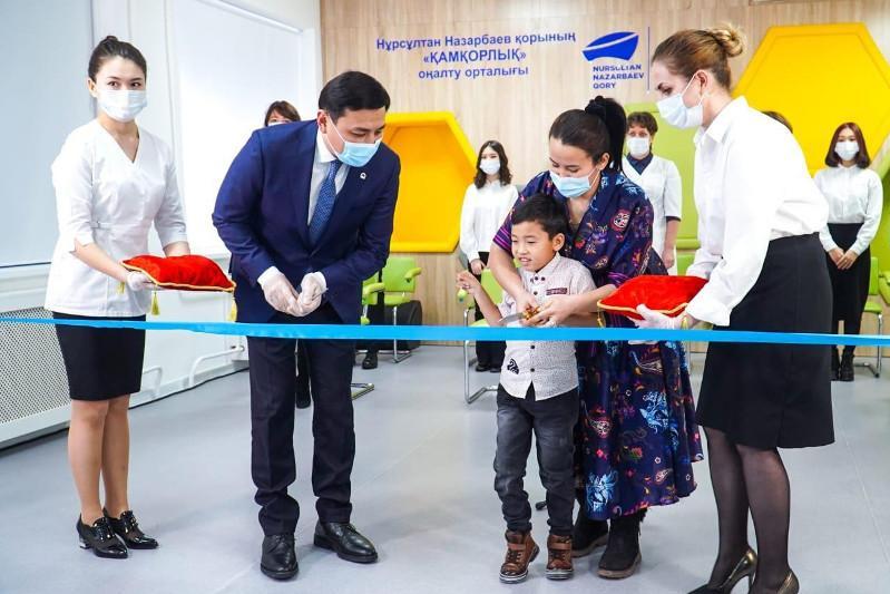 Астанада оңалту орталықтарының саны артады