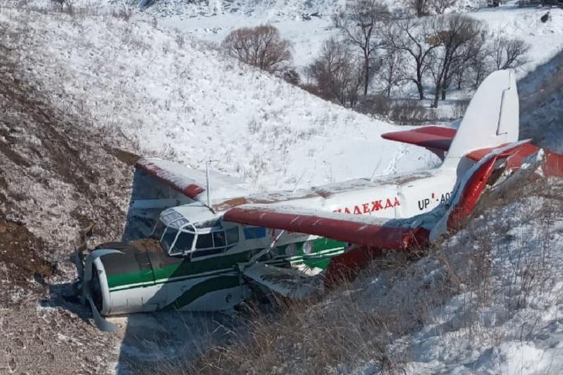 Алматы облысында АН-2 ұшағы неліктен қонуға мәжбүр болды - ресми мәлімет