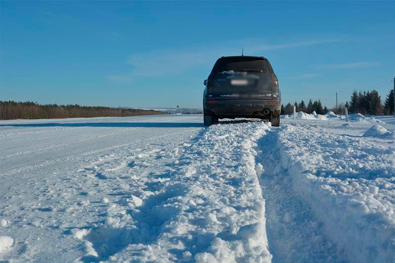 На дорогах нескольких областей Казахстана открыто движение для транспорта