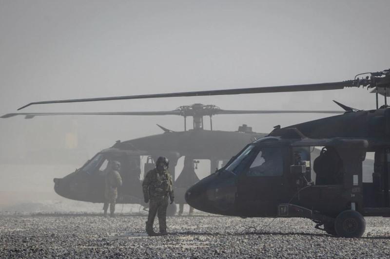 США нанесли авиаудар по боевикам в Сирии