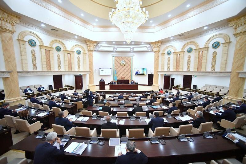 Более 20 рекомендаций направил Сенат по итогам Правительственного часа