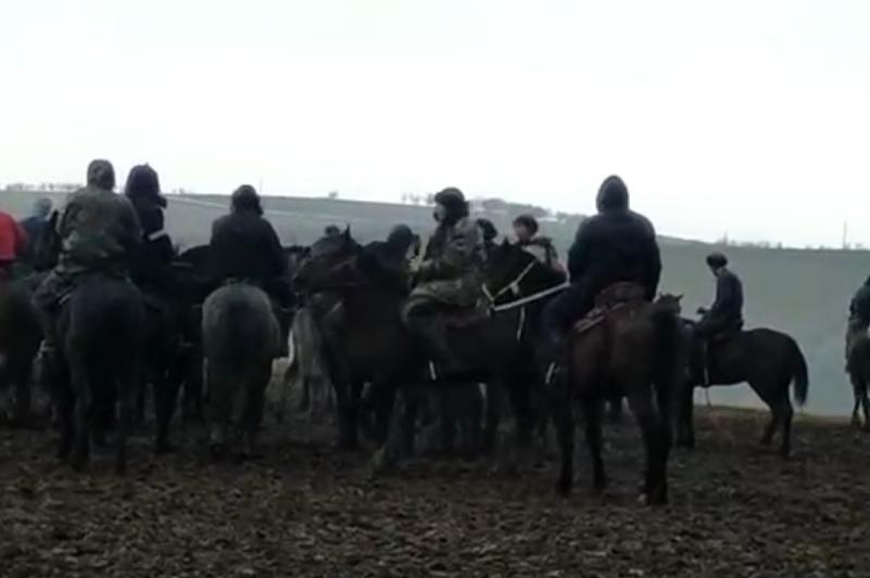 Кокпар с участием подростков выявили в Туркестанской области