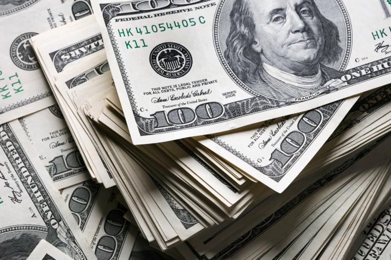 今日美元兑坚戈终盘汇率1: 417.09