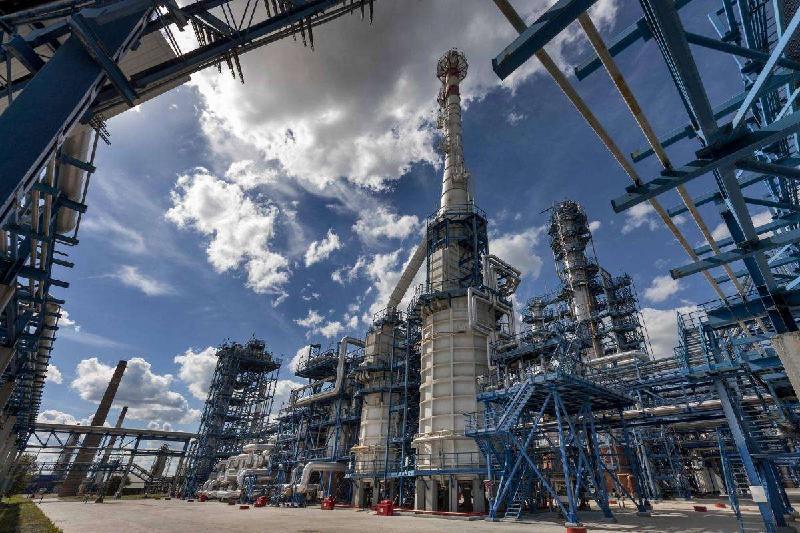 2020年哈萨克斯坦原油加工量达1284.9万吨